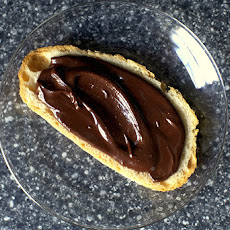 Chocolate-Peanut Spread [