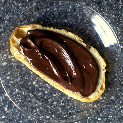 "Chocolate-Peanut Spread [""Peanutella""]"