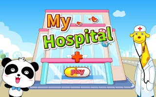 Screenshot of Baby's Hospital -Free for kids