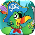 Game Pirate Parrot. Treasure hunt APK for Windows Phone