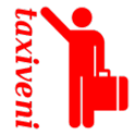 taxiveni estimate taxi cost icon