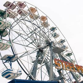 Steel Pier Atlantic City, NJ by Whitney Bowley - City,  Street & Park  Amusement Parks