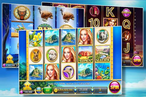 Slots Oz - slot machines - screenshot