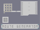 Thumbnail of the map 'Route Generator'