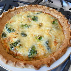 Cheese and Broccoli Tart