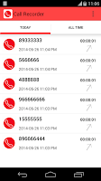 Screenshot of Auto Call Recorder