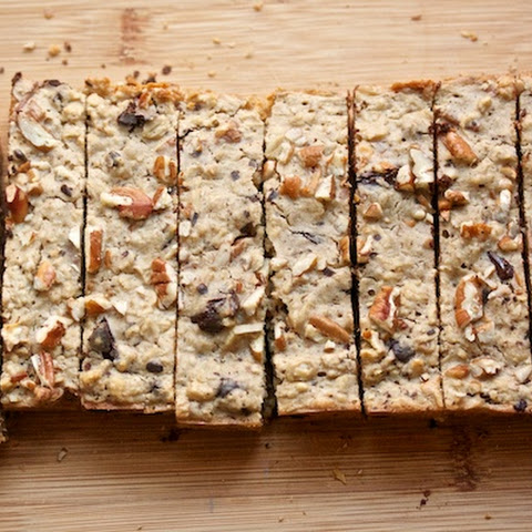Oatmeal Chocolate Chip Breakfast Bars