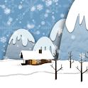 Samsung Parallax Winter LWP icon