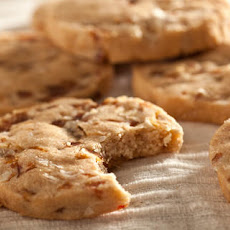 Coconut-Date Icebox Cookies