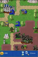 Screenshot of Ballad Blades Lite