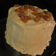 Maple Ginger Cake