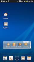 Screenshot of AT&T Toggle