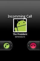 Screenshot of Call Cheat