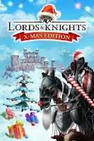 Screenshot of Lords & Knights X-Mas Edition