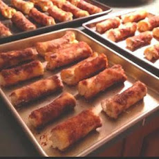☆.•♥• Cinnamon Cream Cheese Roll-Ups Recipe!•♥•☆