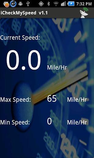 Check My Speed