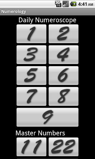 Daily Numerology Horoscope