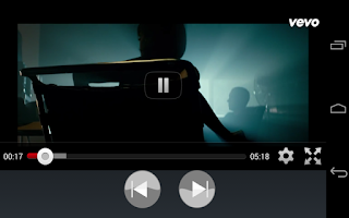 Screenshot of Top Music Videos