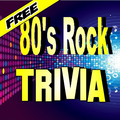 解謎必備App|80s Rockband FunBlast! Trivia LOGO-綠色工廠好玩App