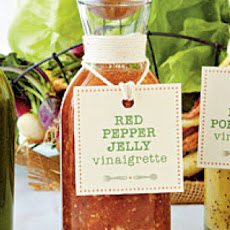 Red Pepper Jelly Vinaigrette