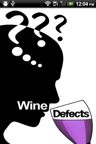Wine Defects