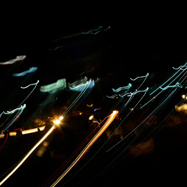 by Shafiqul Shiplu - Abstract Light Painting