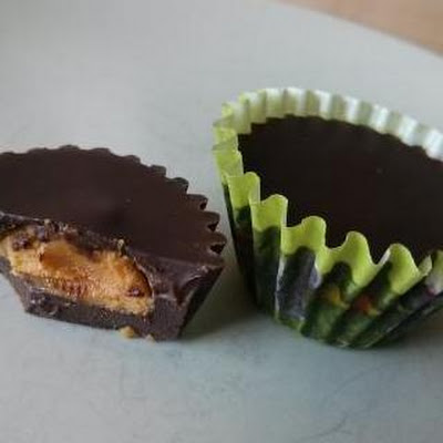 Chocolate Soy Butter Cups