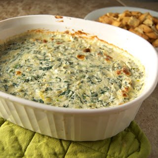 Spinach Artichoke Dip Sour Cream Parmesan Cheese Recipes | Yummly