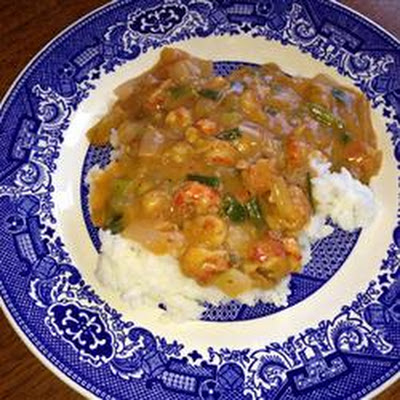Heather's Crawfish Etouffee