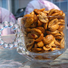 Spiced Party Peanuts