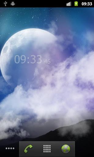 玩個人化App|神秘之夜專業版動態桌布 Mystic Night免費|APP試玩