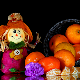 by Dipali S - Food & Drink Fruits & Vegetables ( orange, doll, citrus )