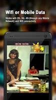 Screenshot of SL TV