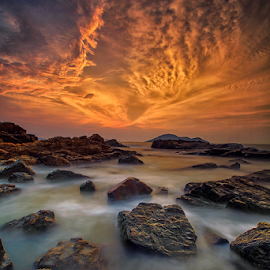 by Michael Therendo - Landscapes Sunsets & Sunrises