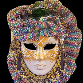 mask by Vibeke Friis - Artistic Objects Clothing & Accessories ( mask,  )