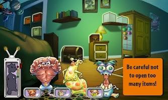 Screenshot of Monster Chase Lite