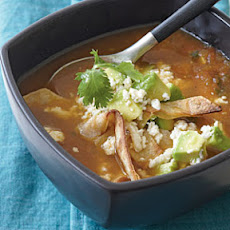 Roasted Tomato Tortilla Soup