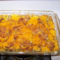 Jessica's Real Green Bean Casserole