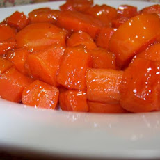 Easy Honey-Glazed Baby Carrots