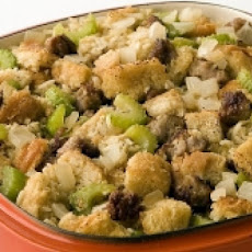 Homemade Giblet Stuffing for Turkey or Chicken