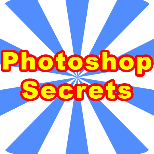 Photoshop Secrets Revealed LOGO-APP點子