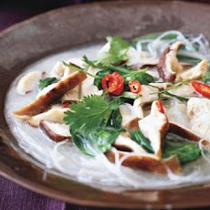 Thai Chicken-Coconut Soup
