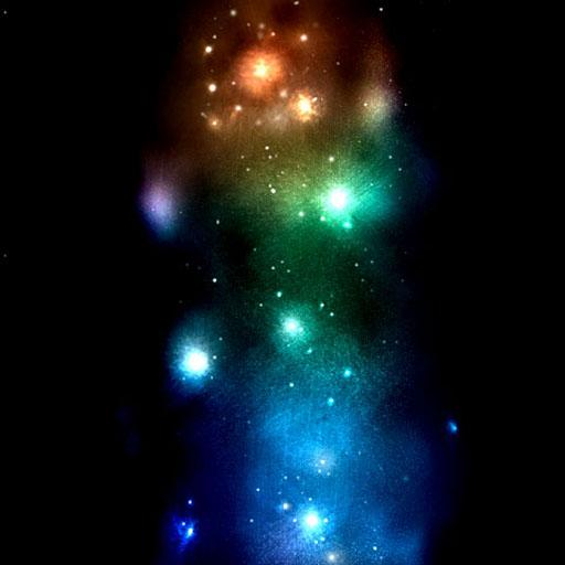 空間星雲地球的科幻 攝影 App LOGO-APP試玩
