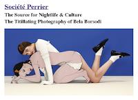 Société Perrier - The Titillating Photography of Bela Borsodi