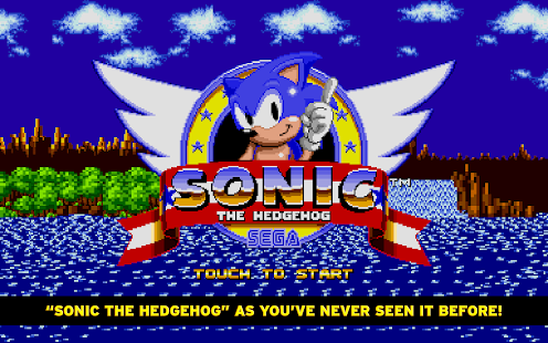 Game Sonic The Hedgehog apk for kindle fire