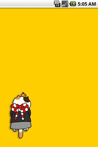 無料个人化Appのころねこ ライブ壁紙07|記事Game