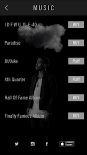 Big Sean Official App - screenshot
