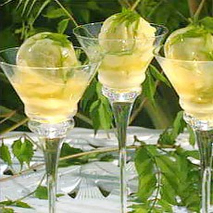 Coconut Ice Cream With Lime Syrup - sponsored by Singha Beer Recipe ...