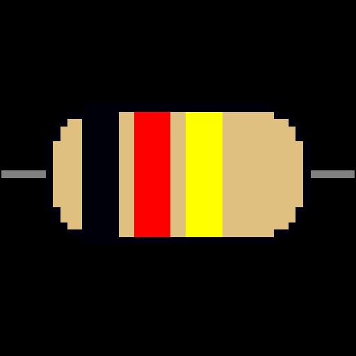 Resistor Decoder LOGO-APP點子