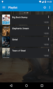 Kore, Official Remote for Kodi Screenshot